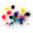 blots colour