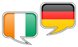 Conversation: Ivory Coast and Germany