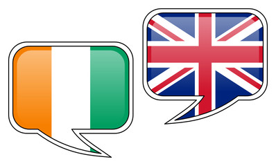 Conversation: Ivory Coast and Great Britain