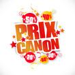 Prix canon