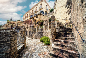 Ronda city. Province of Malaga, Andalusia, Spain
