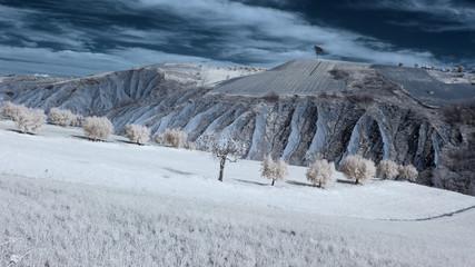Surreal landscape