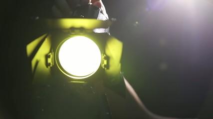Lights for Film Making
