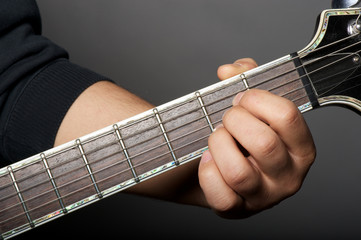 Major guitar chords
