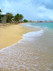 Plage de l'Autre-Bord, Le Moule, Guadeloupe