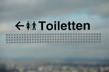 Toiletten, WC, Klosett, Klo, 00, Damentoilette, Herrentoilette