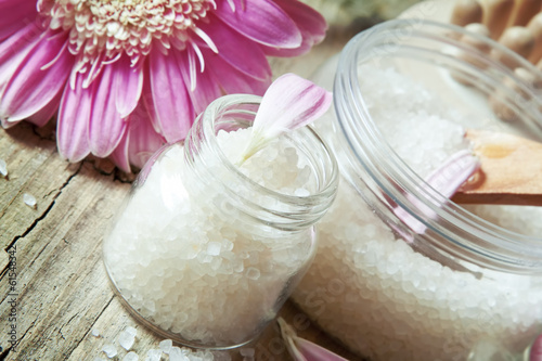 Healthy Sea Salt in Bottles