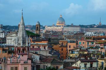 Sanpietro, Cityscape Roma