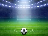Fototapety Soccer stadium