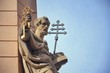 Statue of Saint Peter in Prague