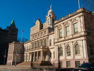 NYC Cityhall