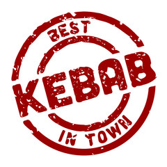 stempel best kebab in town I