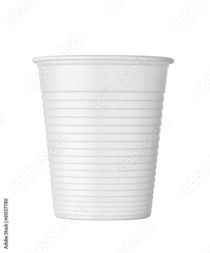 Leinwandbild Motiv white coffee cup mug