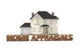 Real Estate Home Appraisals Evaluation poster
