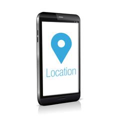 Navigation icon gps icon