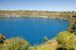 The Blue Lake in Mount Gambier Region, South Australia