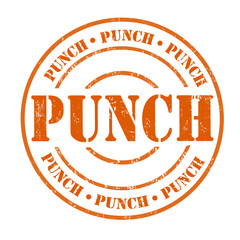 Punch stamp