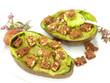 vorspeise hass-avocadocreme