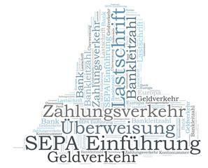 SEPA word cloud