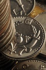 שקל חדש sheqel khadash Israeli new shekel شيكل إسرائيلي جديد