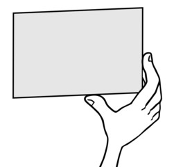 Advise card