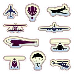 аэрофлот иконки