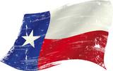 Texas flag grunge - 61568918