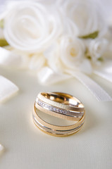 Precious wedding rings