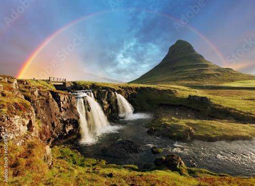 Staande foto Scandinavië Iceland landscape