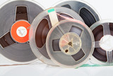 audio magetic reel tape