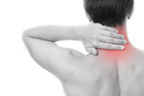 Neck pain in men