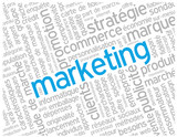 """MARKETING"" Tag Cloud (advertising publicity products prices)"