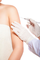 Diabetes patient got insulin injection by nurse