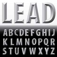 lead letters