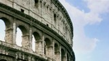 Timeless shot of the Rome Colosseum in Italy