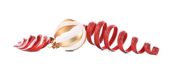 Christmas decoration toys.