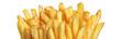 Leinwanddruck Bild - French fries