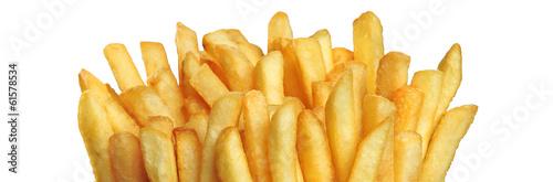 Leinwanddruck Bild French fries