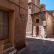 Altstadt von Bonifacio, Korsika, Frankreich