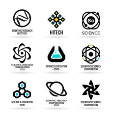 Science icons (1)