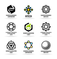 Science icons (2)