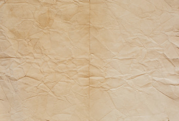 old paper texture with crease lines light brown