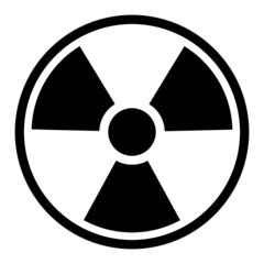 Radiation Symbol / Sign