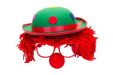 clown freigestellt