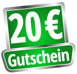 20 € Gutschein