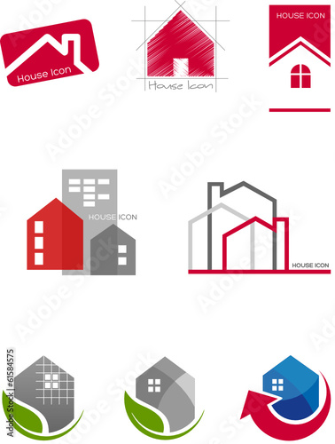 House-Icon-Set