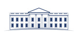 Vector Logo White House
