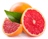 Fototapety Fresh grapefruit