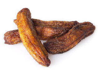 Dried bananas