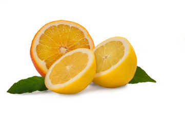 Citrus and orange
